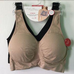 Marilyn Monroe Seamless Full Figure Comfort Bras